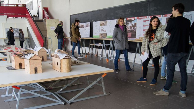 Entrer en école d'architecture